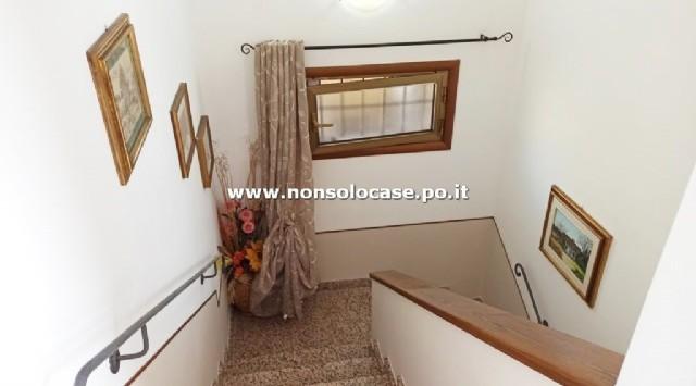 Sofignano: villa in stile rustico con giardino 700 mq